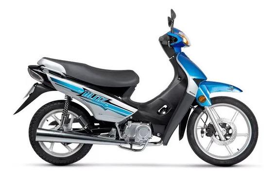 Motomel Blitz 110 Full 18ctas$3.200 Motoroma