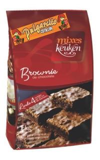 Premezcla Para Preparar Brownie Keuken 1kg