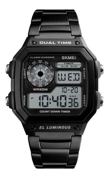 Relógio Masculino Digital Skmei 1335 A Prova D