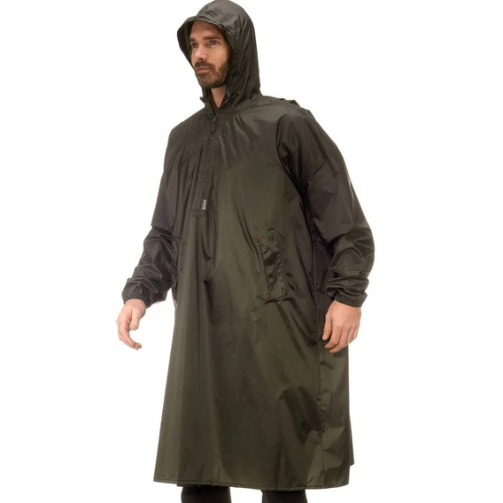 Capa De Chuva Impermeável Adulto Unissex Costuras Estanques