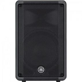Caixa Acústica Ativa 10 325w Dbr-10 Preta Yamaha