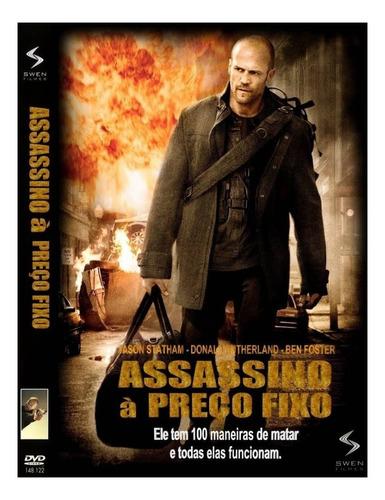 Dvd Assassino A Preço Fixo 2011 Com Jason Statham | Mercado Livre