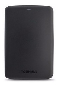 Hd Externo Toshiba Canvio 1tb Usb 3.0 5400rpm 8mb - 52039