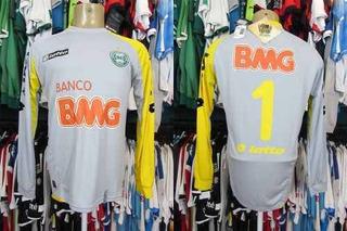 Coritiba 2011 Camisa De Goleiro Tamanho M Número 1.