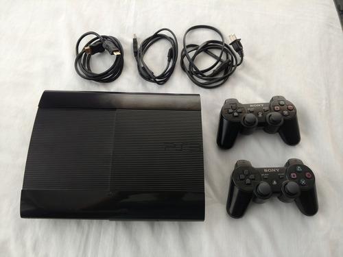 Playstation 3 Ultra Slim Excelente Condición