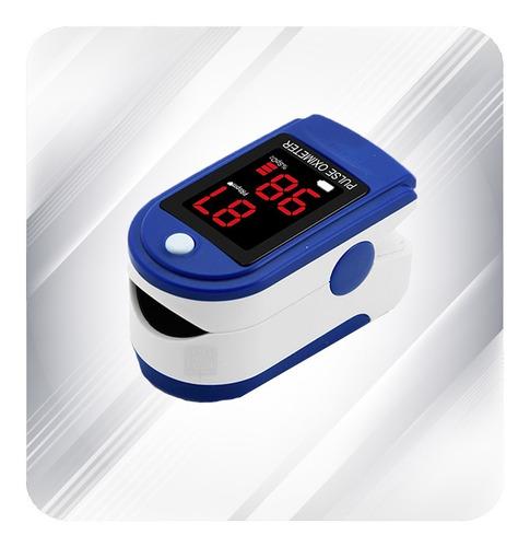 Imagen 1 de 10 de Oximetro Pulso Medico Saturometro Medicion Oxigeno Digital