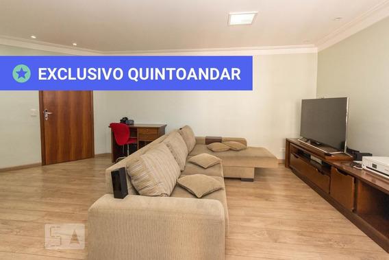 Apartamento No 18º Andar Com 2 Dormitórios E 2 Garagens - Id: 892961528 - 261528