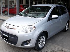 Fiat Palio 1.4 Attractive 85cv Gnc Plateado