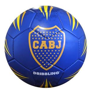 Pelota Futbol Nº 5 Equipo Boca River Racing Independiente San Lorenzo Hurancan Velez Gimnasia - Estacion Deportes Olivos