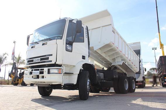 Caminhão Iveco 260e25 Traçado 6x4 Caçamba 12m³
