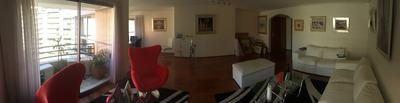 Apartamento 3 Dormitorios En Suite Y Servicio. Doble Garaje