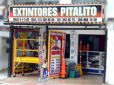 Venta Y Recarga De Extintores En Pitalito
