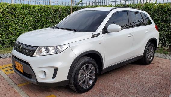 Suzuki Vitara Live 4x4 All Grip Mecanica Blanca