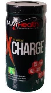 Pre Treino Xcharge Pre Workout 702g - 27 Doses Nutri Health