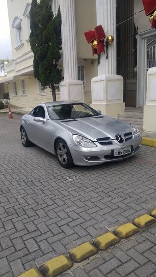 Mercedes-benz Classe Slk Slk 200 Blindado