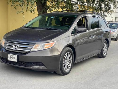 Imagen 1 de 11 de Honda Odyssey 2012 3.5 Touring Minivan Cd Qc Dvd At