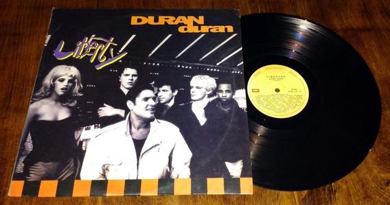 Duran Duran Liberty 1990 Disco Vinilo Lp
