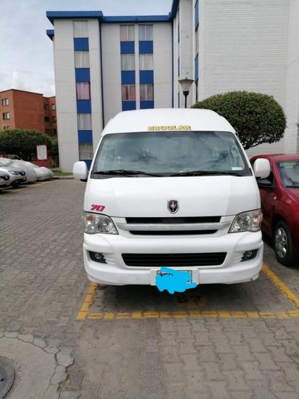 Jinbei 19 2014 Microbus 2014