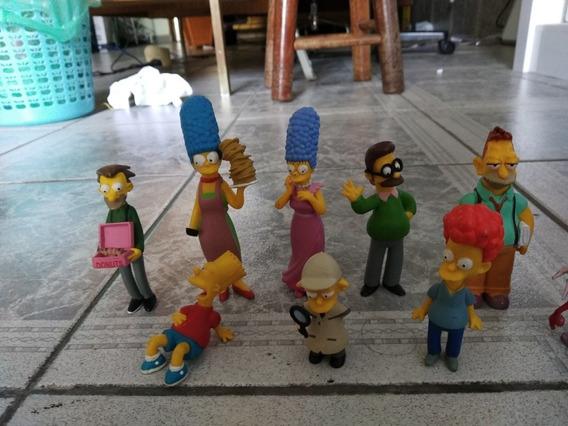Bonequinhos Simpsons