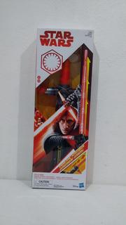 Star Wars Sable De Luz Kylo Ren Autoextensible Hasbro Cla