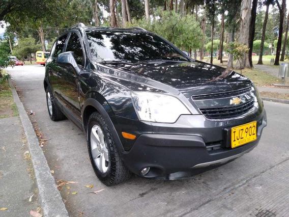 Chevrolet Captiva Sport 2.4 Full Equipo Con Sunroof