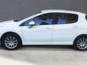 Peugeot 308 Active 1.6 Blanco 2014