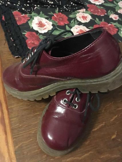 Zapatos Mini Viamo Abotinados Nro 32