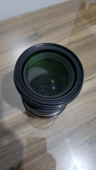 Lente Sigma 24-70 Mm F2.8 Para Canon