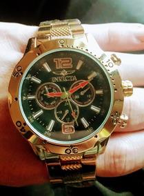Relógio Invicta Pro Diver 22767 - Ouro 18k