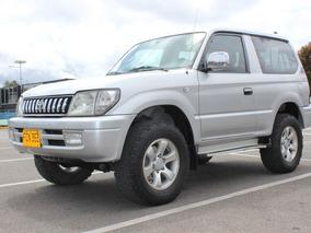 Toyota Prado Sumo Gx 3 Puertas, Gris Platina, Impecable