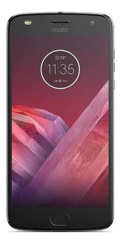 Imagem 1 de 5 de  Moto Z2 Play Dual SIM 32 GB cinza-lunar 3 GB RAM