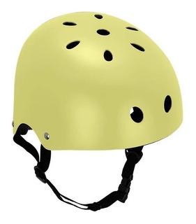 Capacete Para Skate Patins Patinete Bicicleta Bike Atrio
