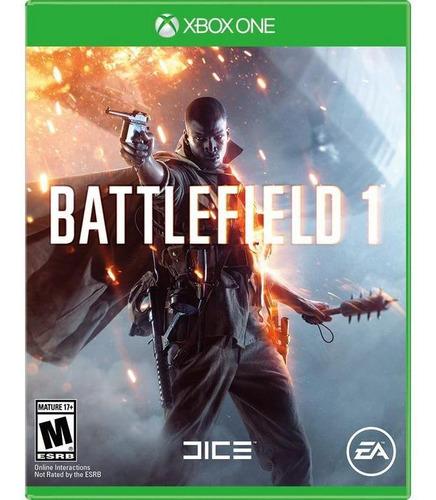 Imagen 1 de 2 de Battlefield 1 Xbox One - Código Descargable, Envío Inmediato