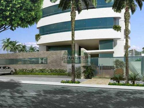 Imagem 1 de 29 de Apartamento Com 3 Dormitórios À Venda, 148 M² Por R$ 1.200.000,00 - Nossa Senhora Das Graças - Manaus/am - Ap1690
