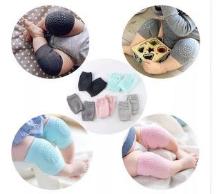 Rodilleras Para Bebé Antiderrapantes Juego De 2 Pares