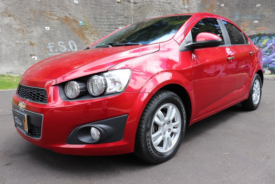 Chevrolet Sonic Lt 1600cc Mt Aa 2ab Abs Sunroof