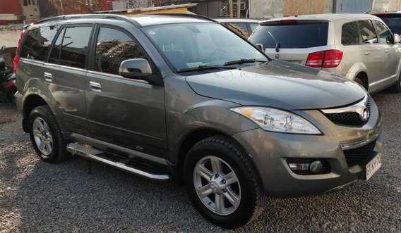 Great Wall Haval H5 2014 Impecable 1dueño Full Cuero Credito