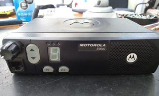 Radio Móvil Em200 Motorola Uhf Para Piezas