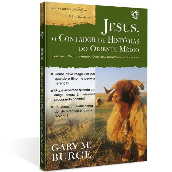 Jesus O Contador De Histórias Do Oriente Médio