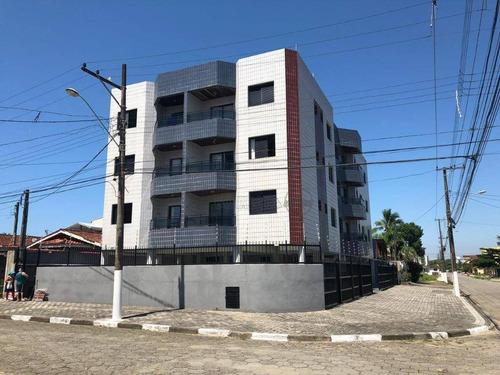 Apartamento Com 2 Dormitórios À Venda, 70 M² Por R$ 212.000,00 - Agenor De Campos - Mongaguá/sp - Ap2523