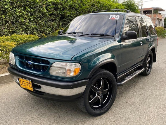 Ford Explorer Xl Aventura Mt 4000cc 4x4