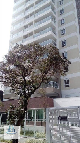 Apartamento Residencial À Venda, Indianópolis, São Paulo. - Ap2785