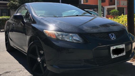 Honda Civic Coupe Ex 2012