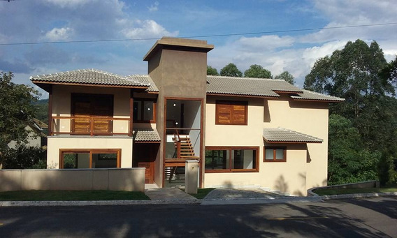 Casa Maravilhosa E Nova Condomínio Suiça Da Cantareira