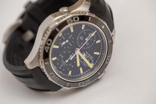 Relógio Original Tag Heuer Aquaracer 500m