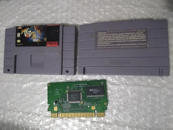 Street Fighter Alpha 2 Original Super Nintendo