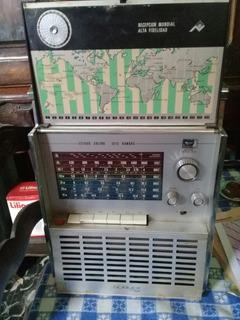 Radio Noblex 7 Mares, Mod. Nt118