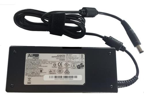 Fonte Carregador Notebook 19.5v 6.15a Acbel Modelo Adc015