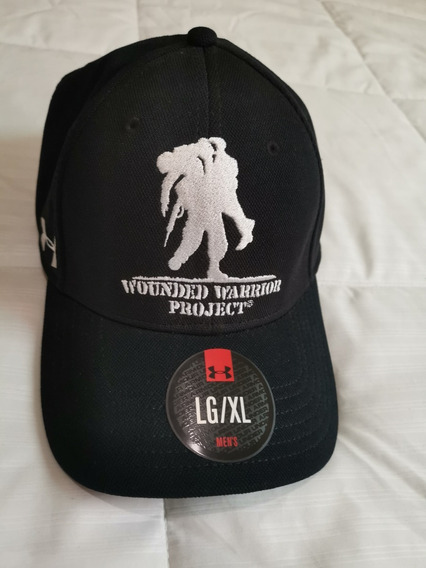 Gorra Cerrada Under Armour Wounded Warrior Project Freedom