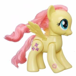 Fluttershy My Little Pony Amigas En Accion Con Mecanismo Mov